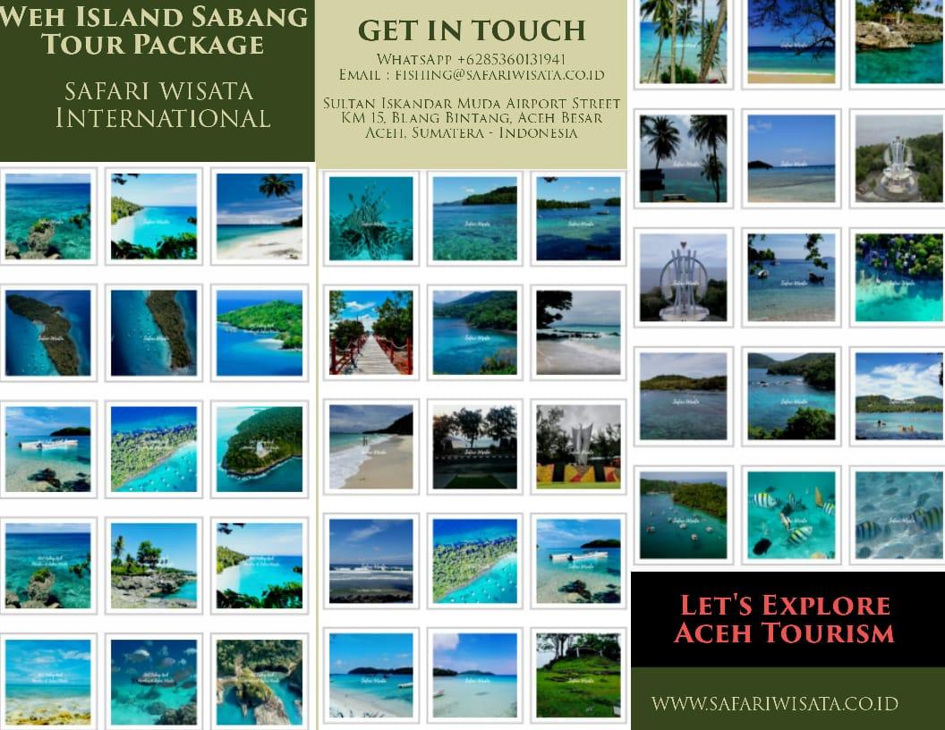 5 Tage 4 Nächte Pulau Weh & Banda Aceh Pauschalreise