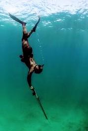 Speerfischen in Papua